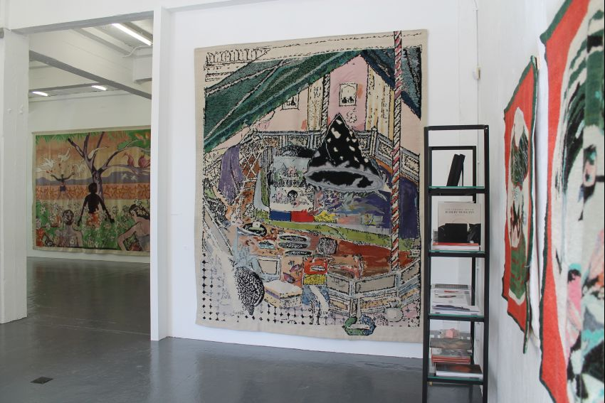 Click the image for a view of: Installation view 4